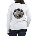 Silver Buffalo Women's Long Sleeve T-Shirt