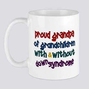 Proud Grandpa....2 (With & Without DS) Mug