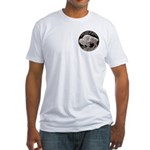 Silver Buffalo Fitted T-Shirt