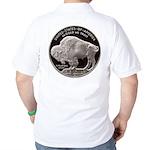 Silver Buffalo Golf Shirt