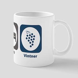 Eat Sleep Vintner Mug