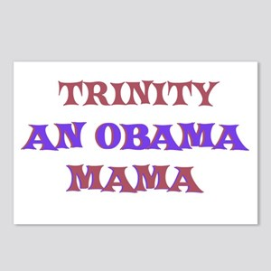Trinity - An Obama Mama Postcards (Package of 8)