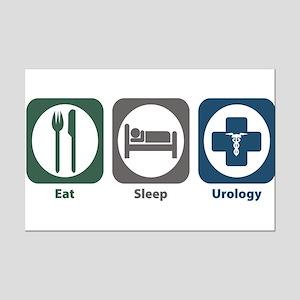 Eat Sleep Urology Mini Poster Print