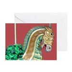 Happy Dragon Greeting Cards (Pk of 10)