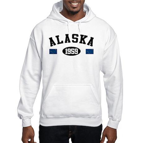 Alaska 1959 Hooded Sweatshirt