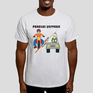 rigth side biker Light T-Shirt