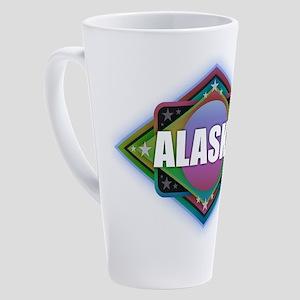 Alaska Diamond 17 oz Latte Mug