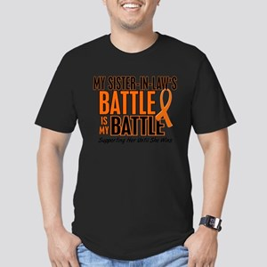 My Battle Too (Sister-In-Law) Orange T-Shirt