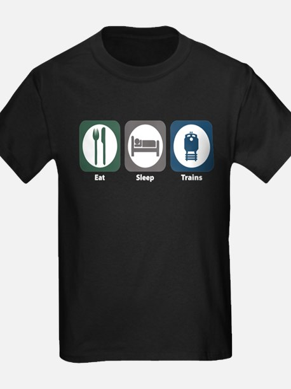 Eat Sleep Trains T