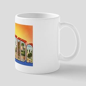Florida Postcard Mug