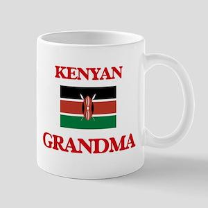 Kenyan Grandma Mugs