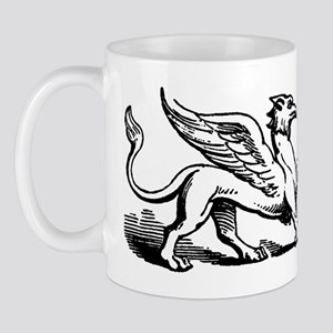 Griffin Illustration Mug