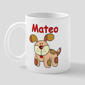 Mateo Puppy Mug