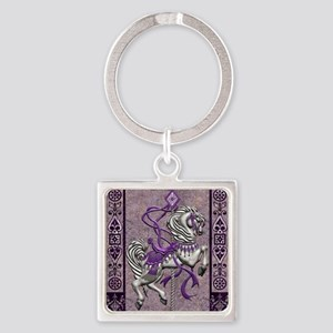 Harvest Moons Victorian Carousel Keychains