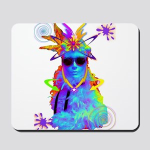 New Age Flapperz Mousepad