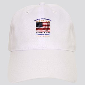 Sold My Soul to America! Cap