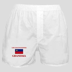Liechtensteiner Grandma Boxer Shorts