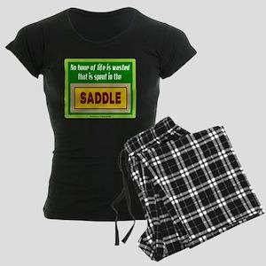 In The Saddle-Winston Churchill/t-shirt Pajamas
