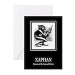 Xaphan Greeting Cards (Pk of 10)
