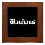 Bauhaus Framed Tile