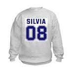 Silvia 08 Kids Sweatshirt