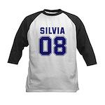 Silvia 08 Kids Baseball Jersey