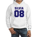 Silvia 08 Hooded Sweatshirt