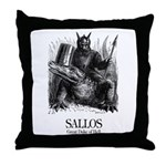 Sallos Throw Pillow
