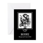 Ronwe Greeting Cards (Pk of 10)
