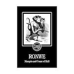 Ronwe Mini Poster Print