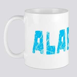 Alabama Faded (Blue) Mug