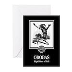 Orobas Greeting Cards (Pk of 10)