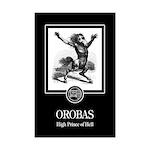 Orobas Mini Poster Print