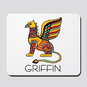 Colorful Griffin Mousepad