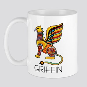 Colorful Griffin Mug