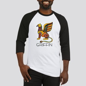 Colorful Griffin Baseball Jersey
