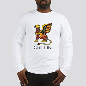Colorful Griffin Long Sleeve T-Shirt