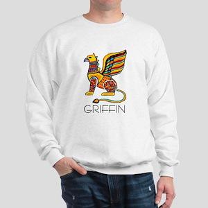 Colorful Griffin Sweatshirt