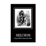 Melchom Mini Poster Print