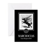 Marchocias Greeting Cards (Pk of 10)