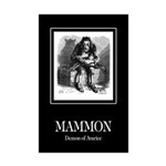 Mammon Mini Poster Print