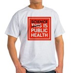 March for Science TIPH Logo T-Shirt