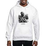Lamia Hooded Sweatshirt