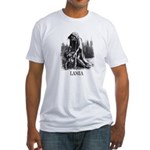 Lamia Fitted T-Shirt