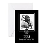 Ipes Greeting Cards (Pk of 10)