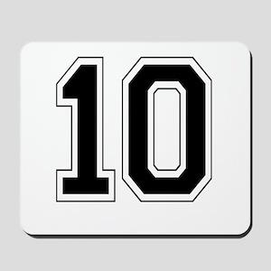 10 Mousepad
