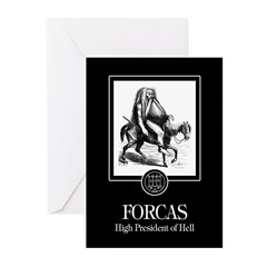 Forcas Greeting Cards (Pk of 10)