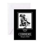 Cerbere Greeting Cards (Pk of 10)