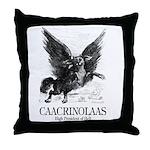 Caacrinolaas Throw Pillow
