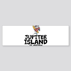 Jupiter Island, Florida Bumper Sticker